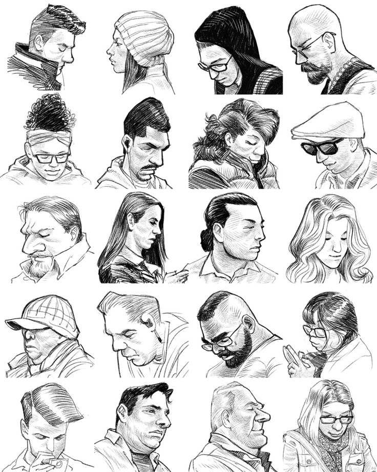 BART and Muni Get Sketchy: SF Artist Draws Mini-Portraits of Commuters – UpOut Blog