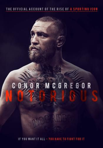 Have you seen it yet? 'Cause I think you should. It stars . Here's how Redbox describes it: A look at the rise of UFC star Conor McGregor, filmed over the course of four years. The film charts his path to success, from living with his parents, to winning multiple UFC championships and then facing off against Floyd Mayweather in a big-purse boxing match.
