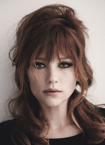 A Muse You Can Use - haley bennett-Wmag