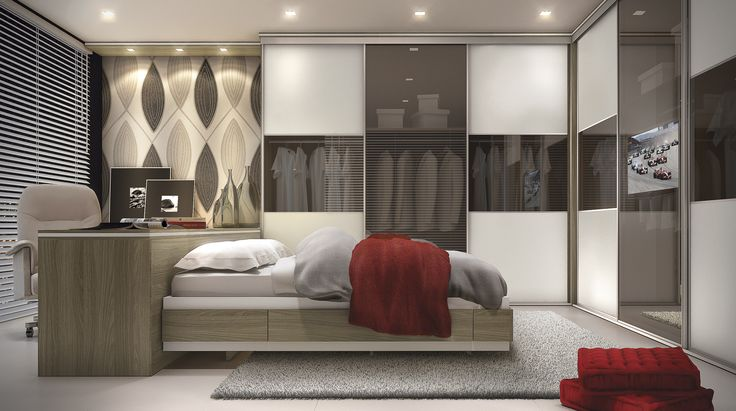Dormitórios | Celmar Móveis