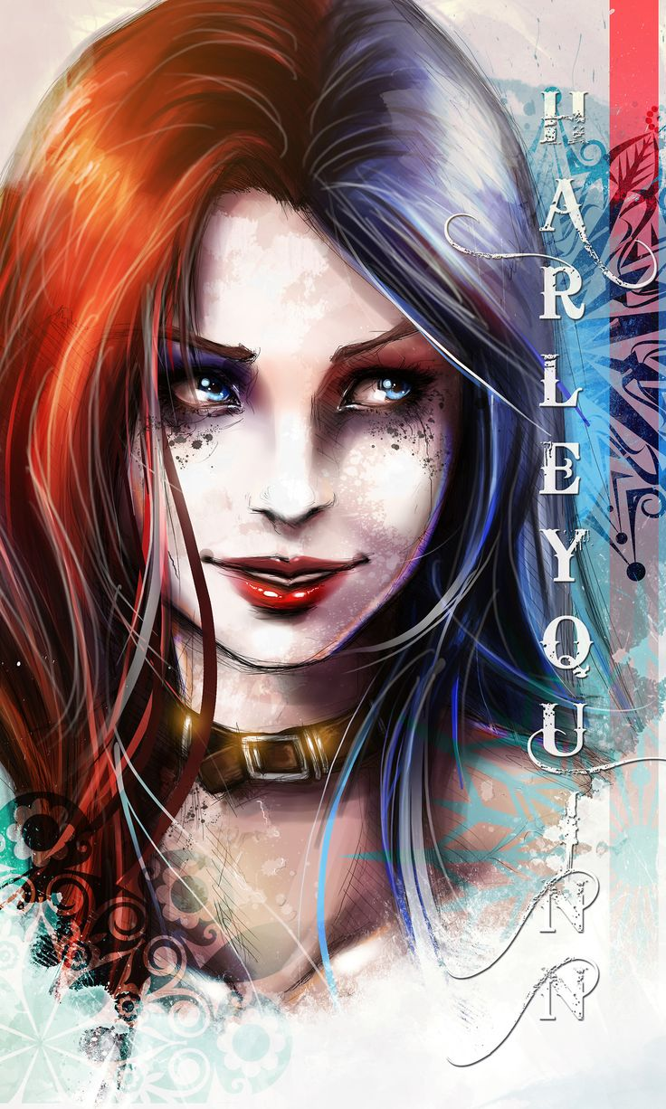 The One and Only...Harley Quinn