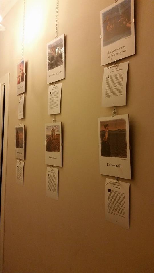 Alcune delle stampe presenti alla mostra.  http://www.diegoluci.it