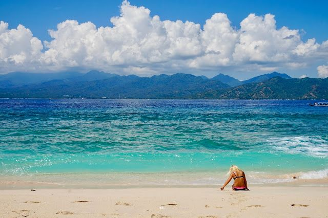 Gili Meno - one of the most beautiful island in Indonesia