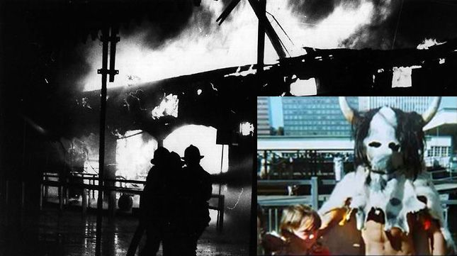 Sydney remains a mysterious city with shadowy stories just below the surface. We examine the 1979 ghost train fire and closure of Luna Park and the eerie circumstances surrounding it.