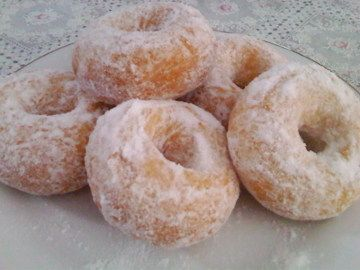 Donat Kentang (Indonesia) / Potatoes Doughnut