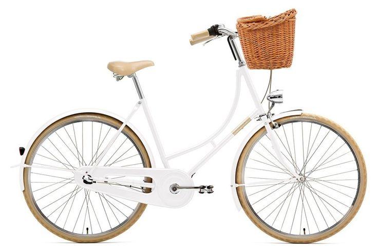 Rower miejski Creme Holymoly Lady Solo White (2014)