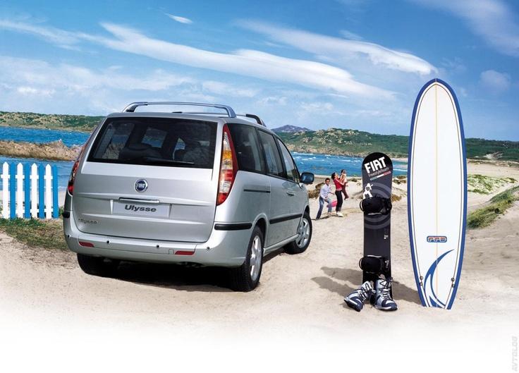 2006 Fiat Ulysse