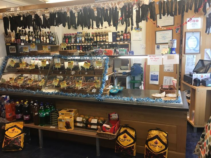 Isn't this Biltong display in our Lower Kingswood store just gorgeous?