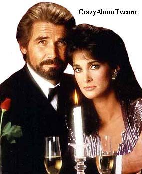 James Brolin  and Connie Selleca  Loved this show...Josh looks so much like his Dad!