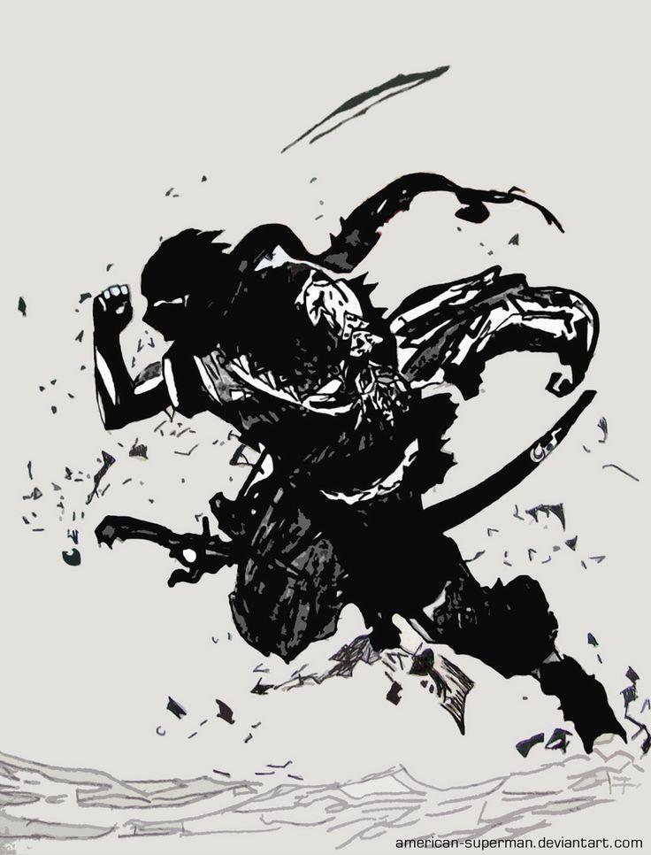 Traditional art of a ninja. | Shinobi No Mono | Pinterest ...