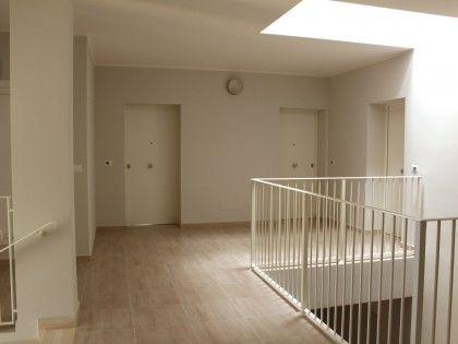 Interno nuova palazzina residenziale