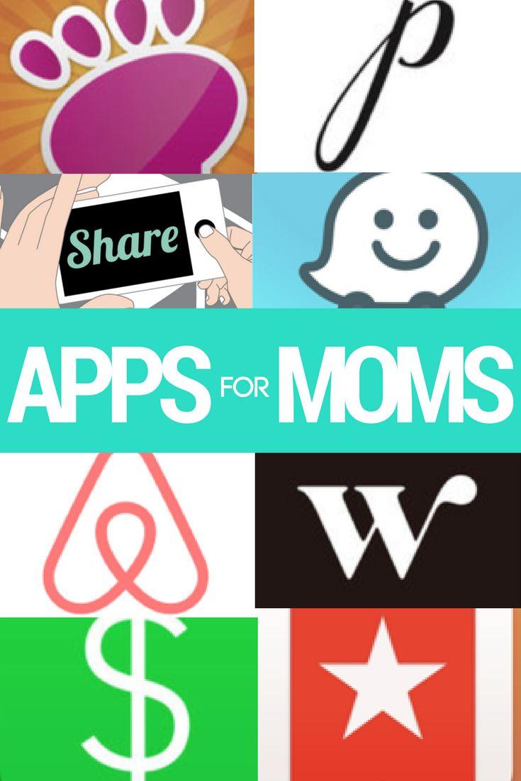 Apps for Mom   Favorite Apps   Mom Apps   Square Cash App   Wunderlist App   Ware App   Groupon App   Share Your Photos App   Mama Bear App   AirBNB App   Punkpost App   UberEats App   Winc Wines App