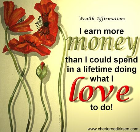 myself wealth and money The following ideas are to help you attract more wealth and abundance into your  life these fun  show your money how much you love it by creating a safe   surround yourself in imagery of prosperity and see what happens.