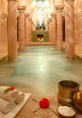 La Sultana Hotel in Marrakech, Morocco #hotelspas #maisonvalentina www.maisonvalentina.net