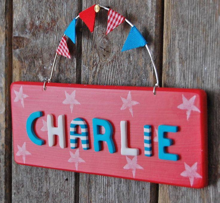 Personalised Stars Door Plaque  Bedroom Door SignsBedroom. 25  unique Door plaques ideas on Pinterest   Wooden plaques