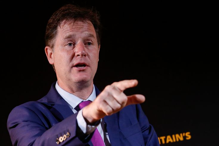 Nick Clegg 'To Receive Knighthood In New Year's Honours List'