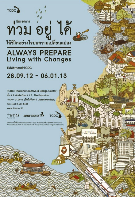 Always prepare living with changes poster