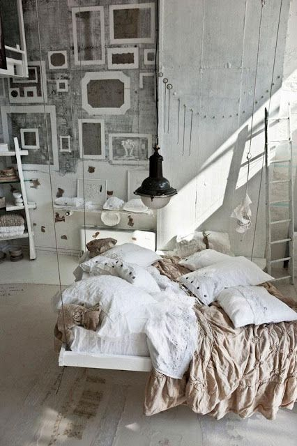 1000+ ideas about Suspended Bed on Pinterest | Hanging Beds ...