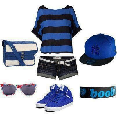 The cute lil swag outfit for those stylish girls……Girf?