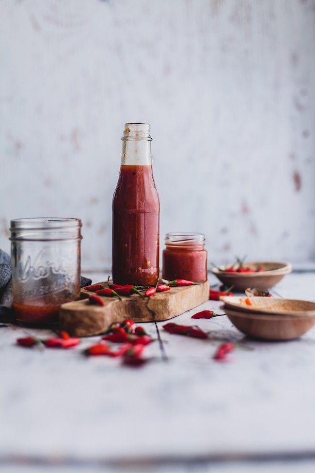 Bird's Eye Chili Zesty Hot Sauce: