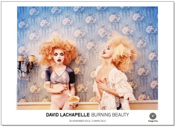 Affisch David LaChapelle 143