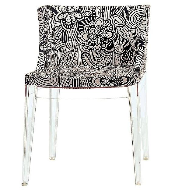 Mademoiselle Chair Missoni by Kartell