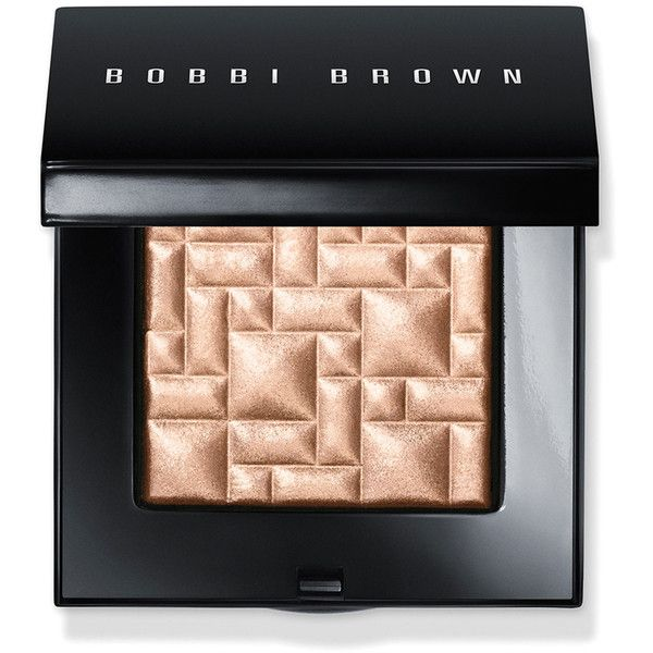 Bobbi Brown Highlighting Powder ($46) ❤ liked on Polyvore featuring beauty products, makeup, face makeup, face powder, bronze glow, clear face powder, shimmer face powder, bobbi brown cosmetics and highlight face makeup
