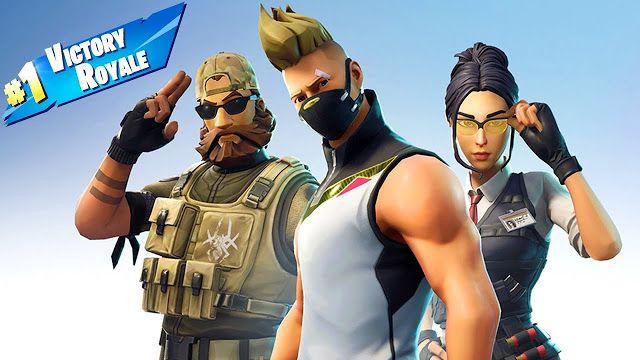 تحميل لعبة فورت نايت Fortnite الكمبيوتر يندوز وماك وايفون و اندرويد Fortnite Superhero Character