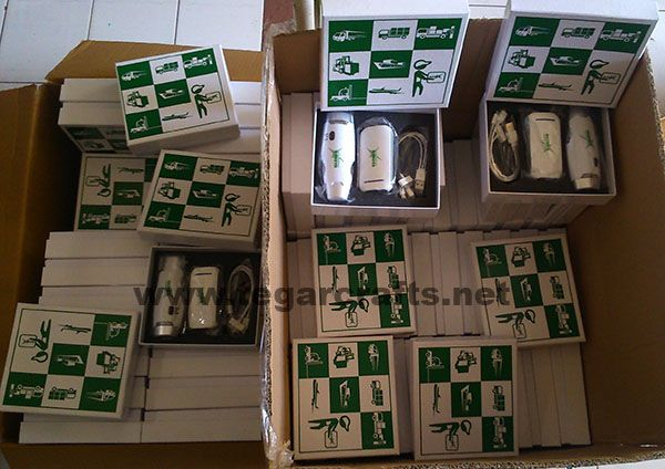 Custom gift set, 100 set. PT Erraenersi Environmental Soluions, Jakarta Indonesia. October 6,2016
