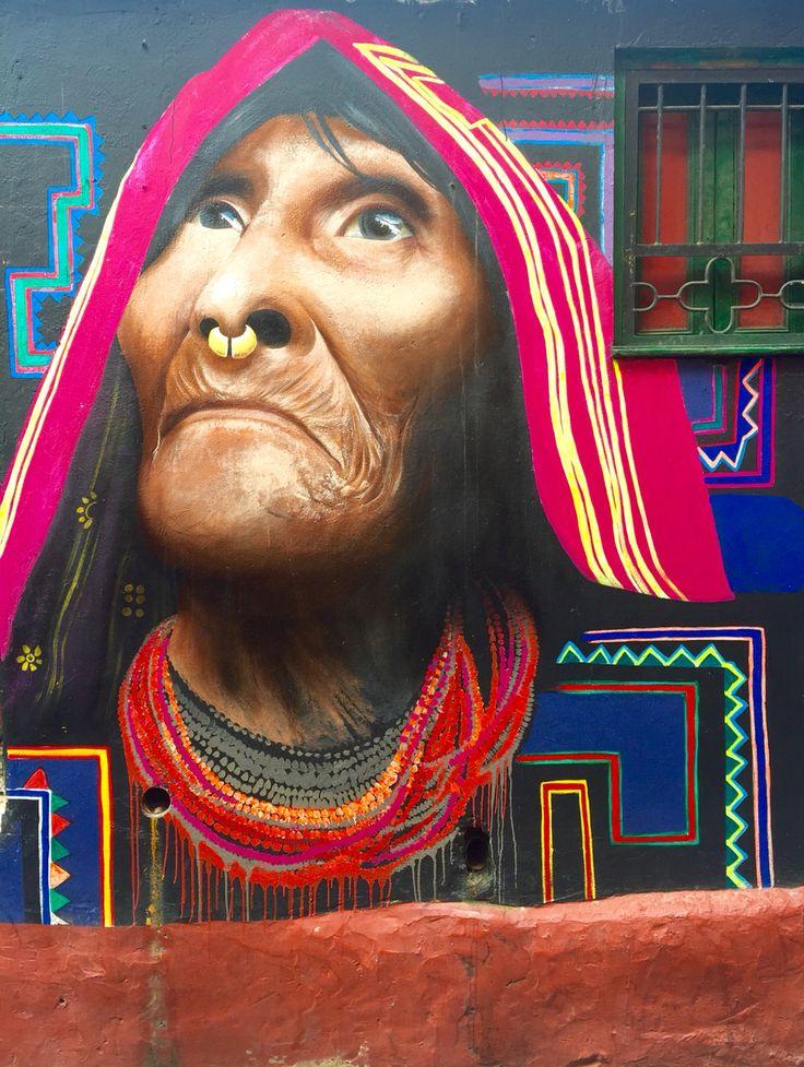 #Grafitti of Bogotá Colombia