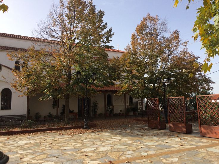 Greece. Agios Onoufrios . Pilio. Volos .