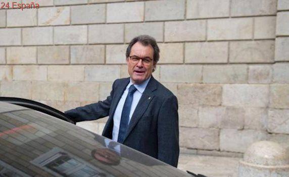 Artur Mas se presenta en Berlín como salvador de Europa