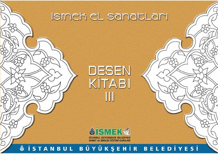 Turkish embroidery_Pattern Book 3 (from craft and embroidery center in Istanbul)
