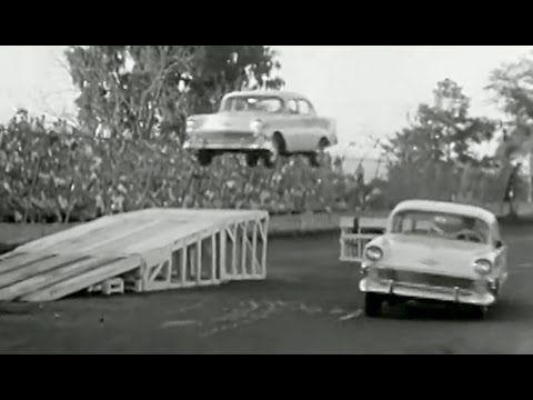 Joey Chitwood Car Racing