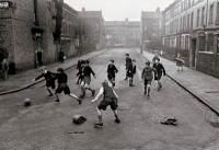 El fútbol en la calle y la pérdida de sus beneficios - El Travesser