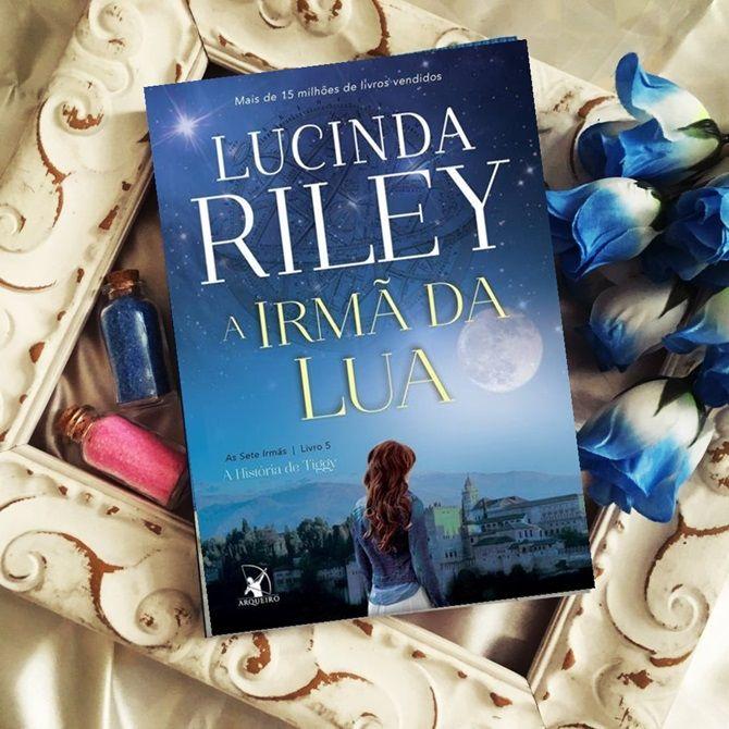 A Irma Da Lua A Historia De Tiggy Vol 05 Serie As Sete Irmas