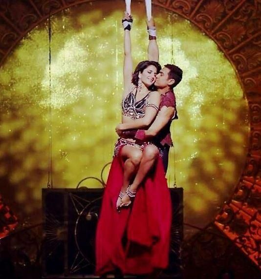 Aamir & Katrina's circus stint in Dhoom 3 |
