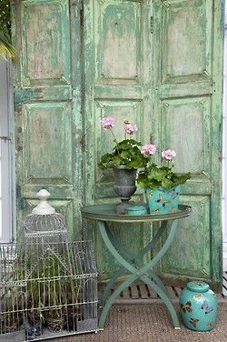 Country Flowers @ Pinterest