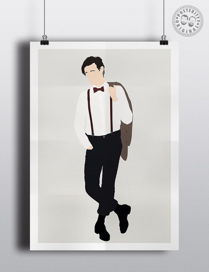 #minimalist #poster #posteritty #fanart #whovian #drwho #doctorwhol #MattSmith #eleventh