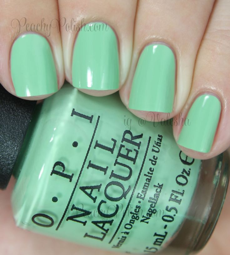 201 best Green Nails images on Pinterest | Bright green, Essie and ...