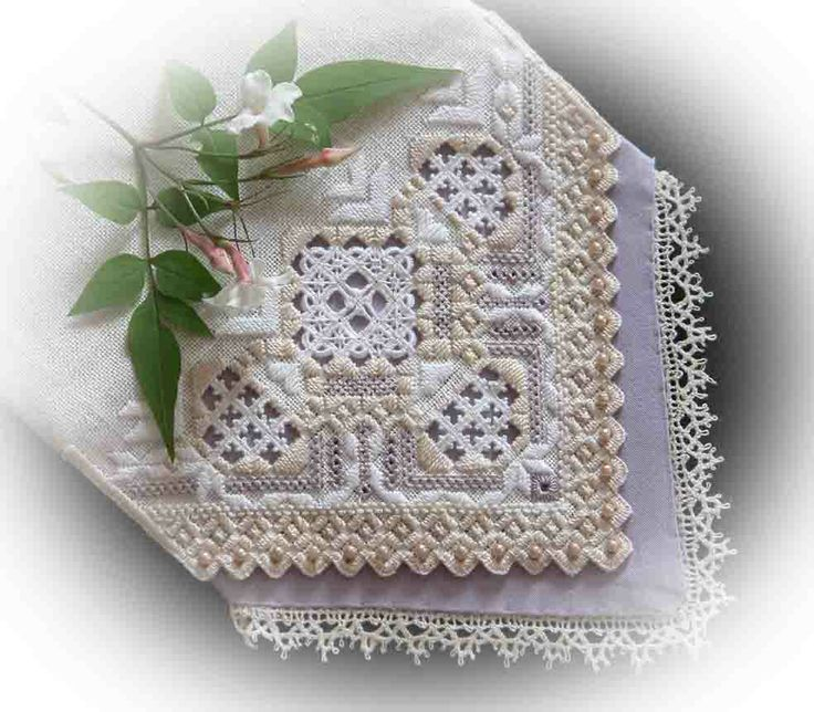 Hervorragend 513 best Needlework-Hardanger and other whitework embroidery  VS03