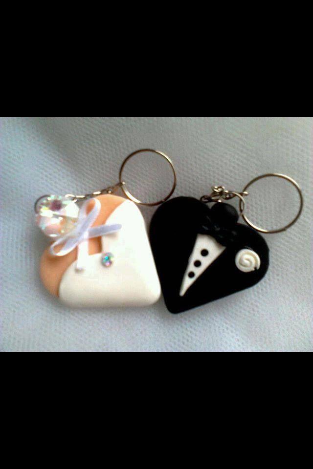 Porte-clés original