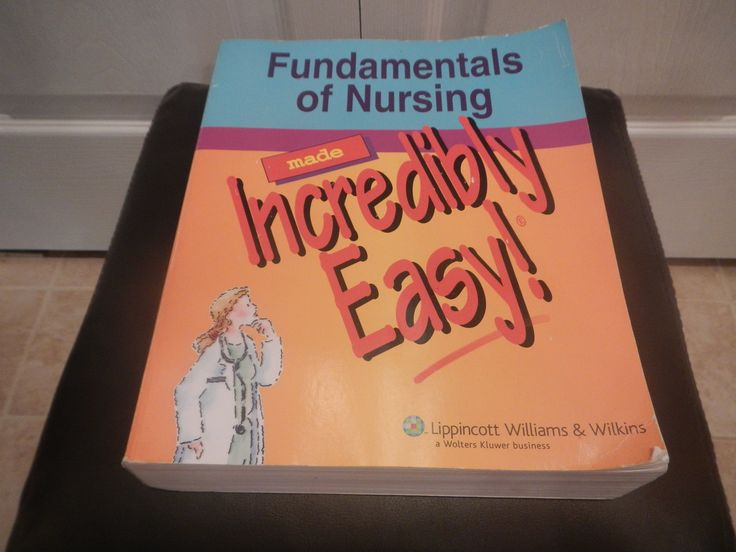81 best nursing made incredibly easy images on pinterest 30 fundamentals of nursing made incredibly easy fandeluxe Images