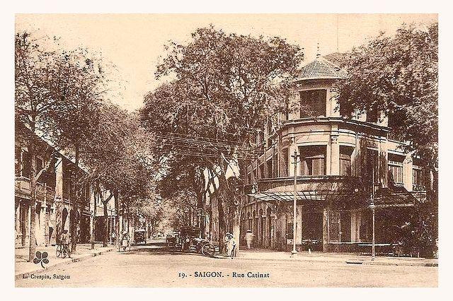 SAIGON - Rue Catinat