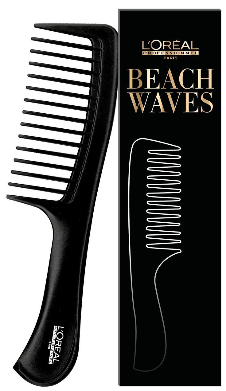 L'Oréal Professionnel Beach Waves Hair Comb.