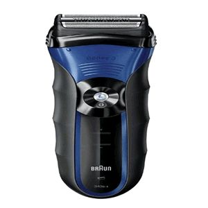 The Braun Series 3-340S is the best electric shaver for men good at cutting facial and head hair read the complete review here http://www.houseandhomeshop.co.uk/best-electric-shaver-for-men/