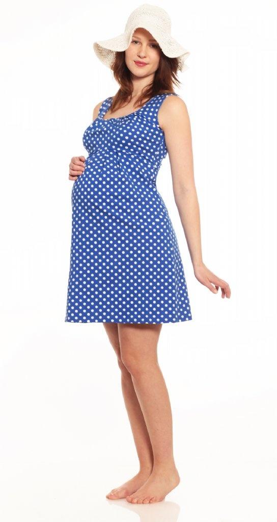 Super cute preggo summer dress!