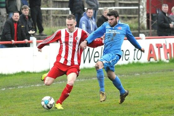 Atherstone Town lose at home to Lichfield City.