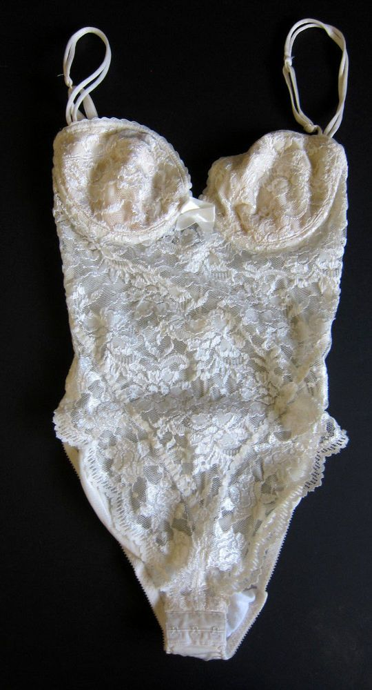 Vintage Victoria's Secret Nuevo sin etiquetas Gold Label Encaje Teddy Lencería de Espalda Sedoso Talla 34B | Ropa, calzado y accesorios, Ropa para mujer, Ropa para dormir, lencería | eBay!