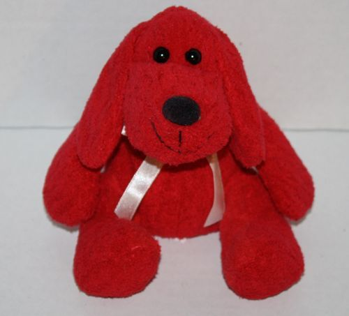 stuffed dog for valentines day